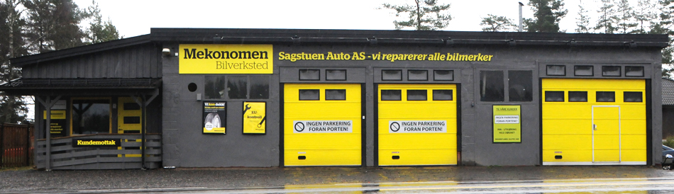 SAGSTUEN AUTO AS