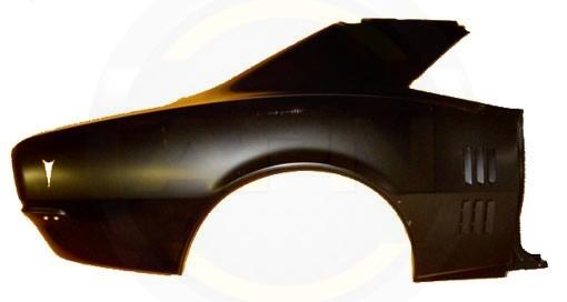 Rust eller bulker i karosseriet? Vi skaffer deg nye deler til din Amcar, skjermer, dører, bakplate, gulvplate osv.